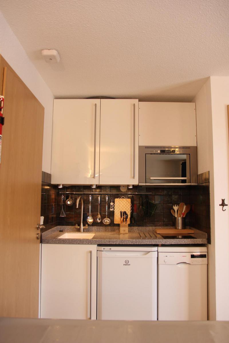 Wynajem na narty Apartament 2 pokojowy 2 osób (018) - La Résidence la Reine Blanche - Val Thorens - Apartament