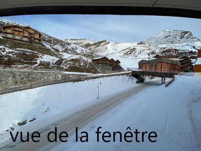 Wynajem na narty Studio 2 osoby (054) - La Résidence la Roche Blanche - Val Thorens