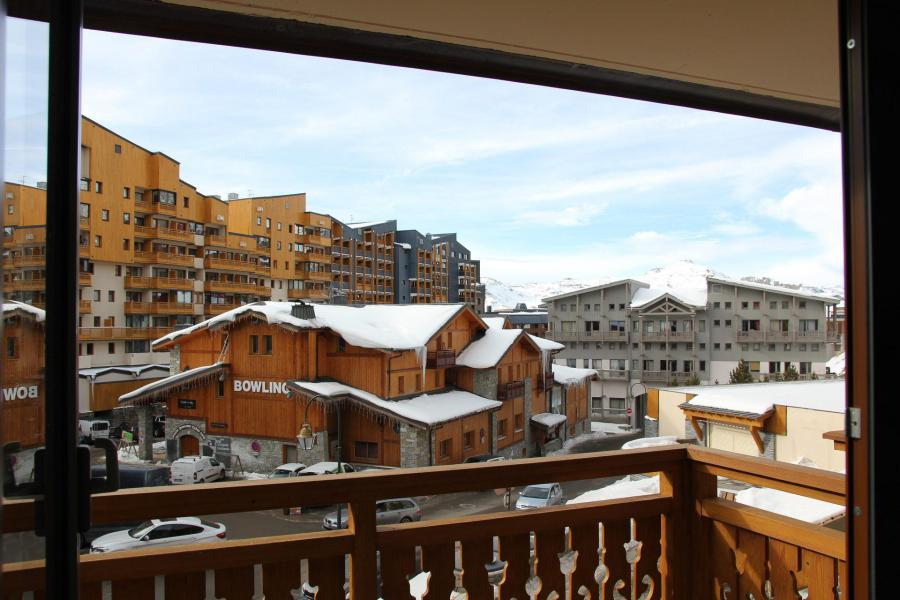 Wynajem na narty Studio z alkową 4 osoby (088) - La Résidence la Roche Blanche - Val Thorens