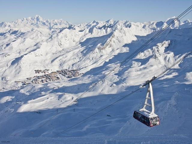 Wynajem na narty La Résidence la Roche Blanche - Val Thorens