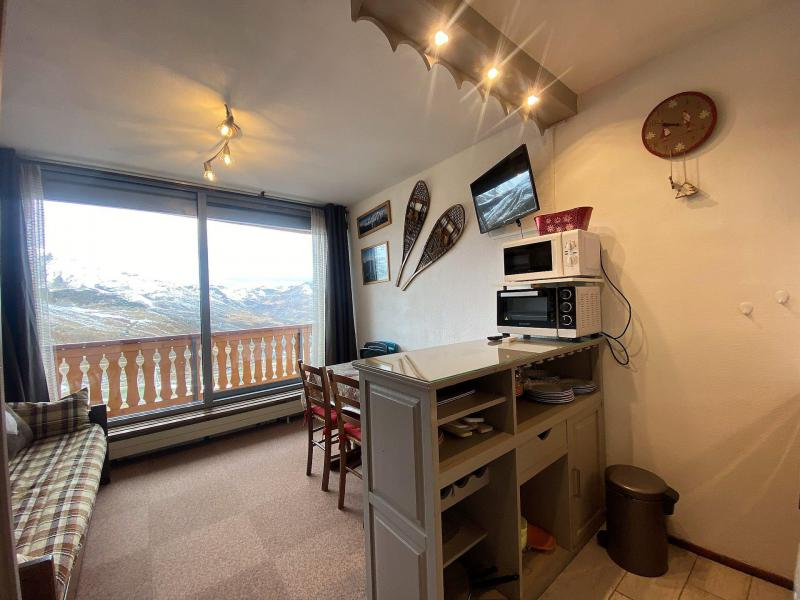 Location au ski Studio 3 personnes (613) - La Résidence le Dome de Polset - Val Thorens