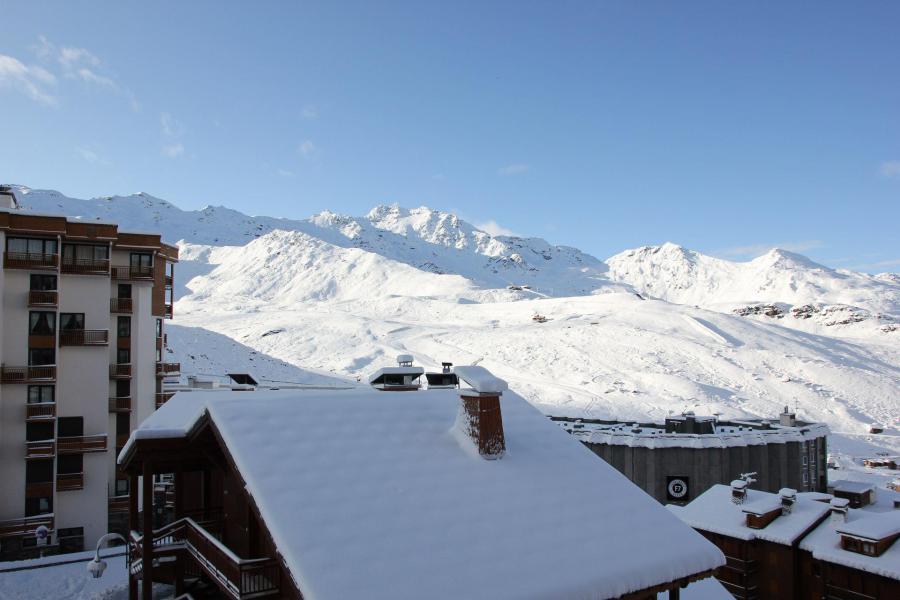 Location au ski Studio 2 personnes (305) - La Résidence le Dome de Polset - Val Thorens