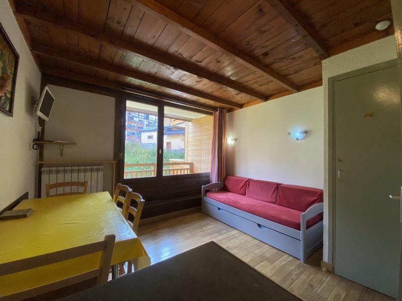 Location au ski Studio 4 personnes (307) - La Résidence le Lac Blanc - Val Thorens