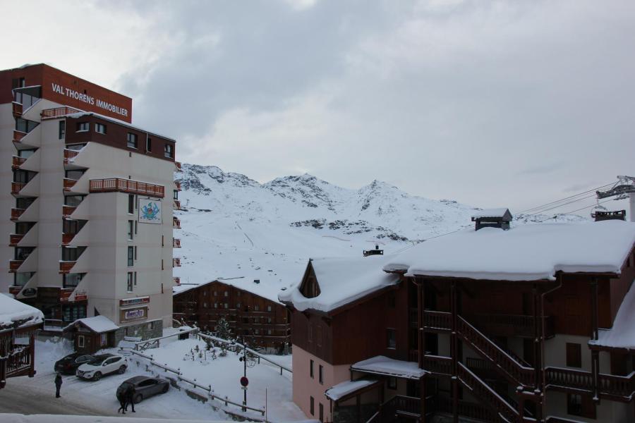 Location au ski Studio 4 personnes (303) - La Résidence le Lac Blanc - Val Thorens - Extérieur hiver