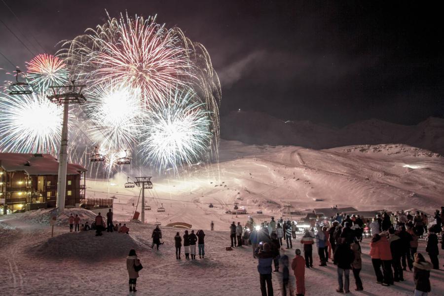 Location au ski Studio 4 personnes (303) - La Résidence le Lac Blanc - Val Thorens