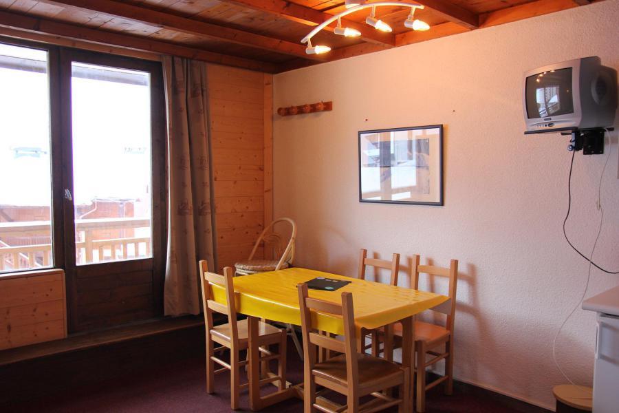 Wynajem na narty Studio 4 osoby (303) - La Résidence le Lac Blanc - Val Thorens - Apartament
