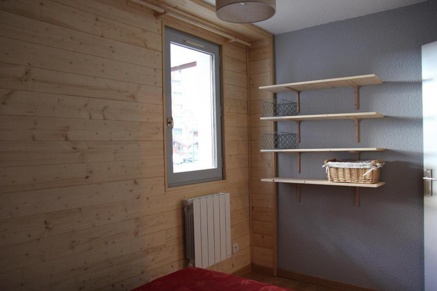 Location au ski Appartement 3 pièces coin nuit 6 personnes (108) - La Résidence le Schuss - Val Thorens - Extérieur hiver