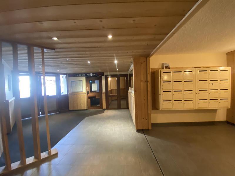 Location au ski La Résidence le Schuss - Val Thorens - Extérieur hiver