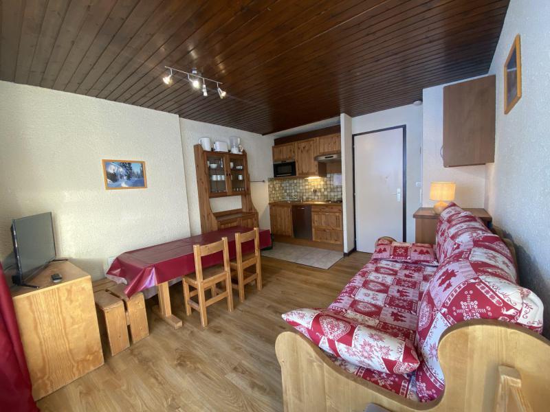 Wynajem na narty Studio kabina 4 osoby (002) - La Résidence le Schuss - Val Thorens