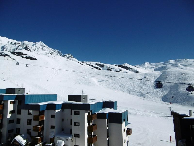 Wynajem na narty Apartament 2 pokojowy 6 osób (401) - La Résidence le Schuss - Val Thorens