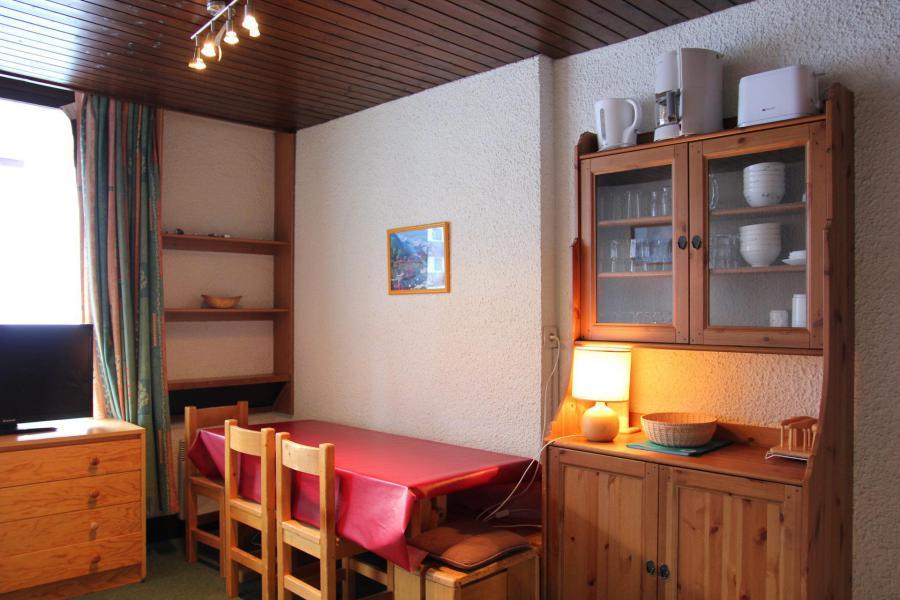Location au ski Studio cabine 4 personnes (002) - La Résidence le Schuss - Val Thorens - Appartement