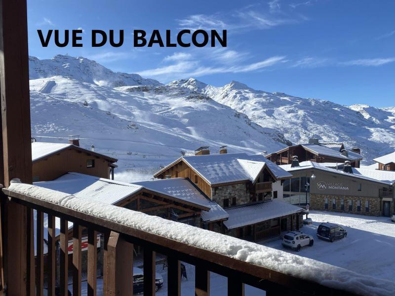 Wynajem na narty Studio dwupoziomowe  4 osoby (332) - La Résidence le Silveralp - Val Thorens