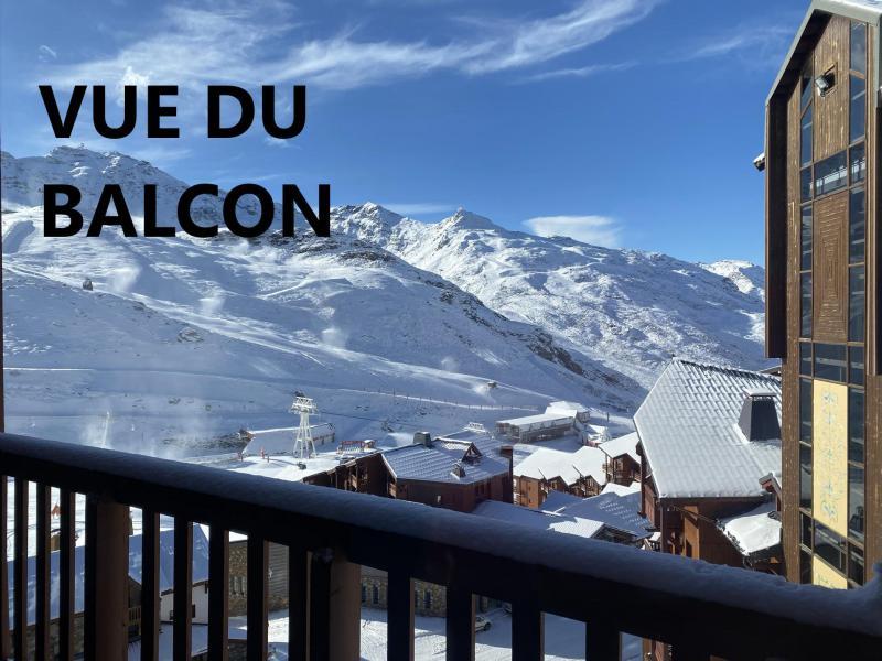 Wynajem na narty Studio dwupoziomowe  4 osoby (679) - La Résidence le Silveralp - Val Thorens