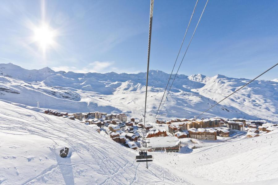 Alquiler al esquí Estudio duplex para 4 personas (332) - La Résidence le Silveralp - Val Thorens