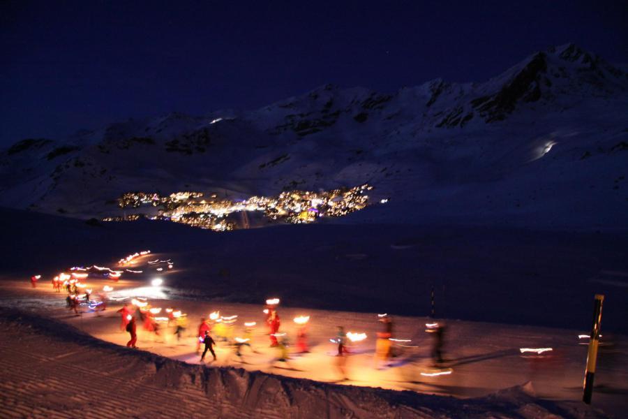 Alquiler al esquí Estudio duplex para 4 personas (679) - La Résidence le Silveralp - Val Thorens