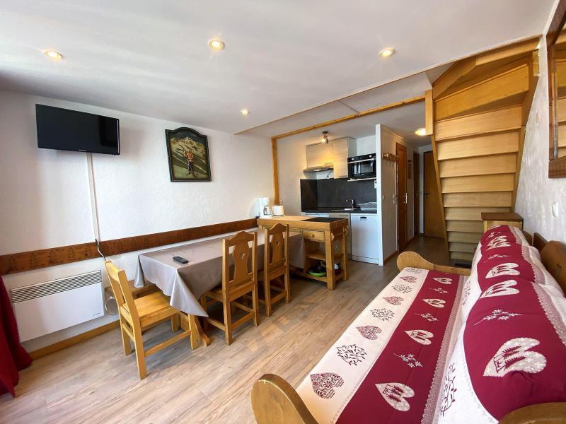 Alquiler al esquí Estudio duplex para 4 personas (679) - La Résidence le Silveralp - Val Thorens - Apartamento