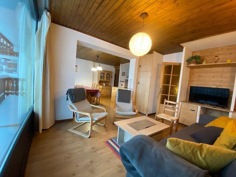 Аренда на лыжном курорте Апартаменты 4 комнат 8 чел. (030) - La Résidence les Eterlous - Val Thorens - Двухъярусные кровати