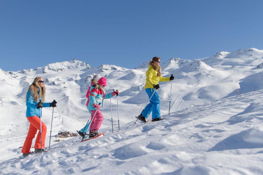 Аренда на лыжном курорте La Résidence les Eterlous - Val Thorens