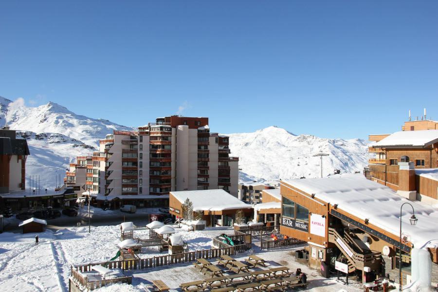 Location au ski Studio 4 personnes (34) - La Résidence les Glaciers - Val Thorens