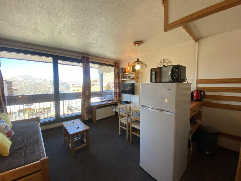 Location au ski Studio 4 personnes (47) - La Résidence les Glaciers - Val Thorens