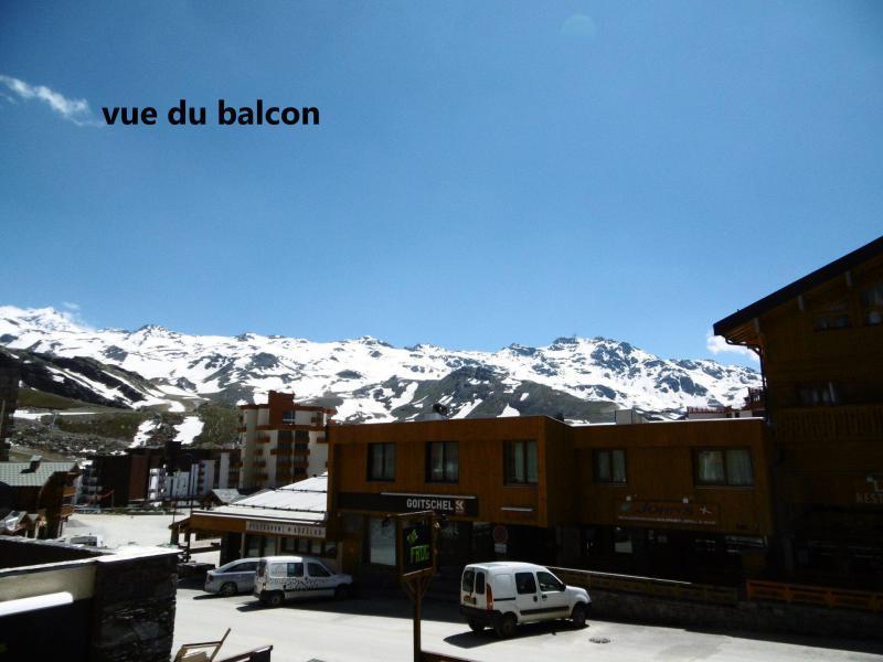 Wynajem na narty Studio 4 osoby (029) - La Résidence les Névés - Val Thorens