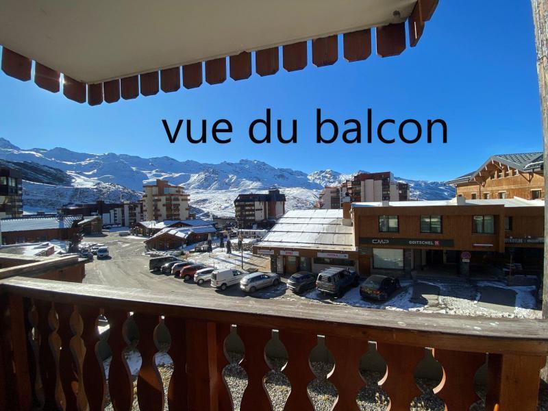 Wynajem na narty Studio 4 osoby (061) - La Résidence les Névés - Val Thorens