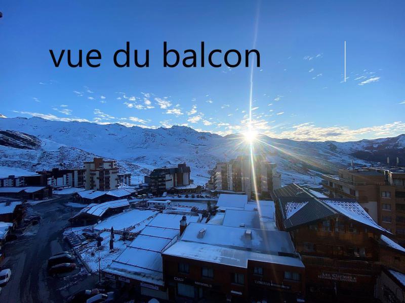 Wynajem na narty Studio 4 osoby (201) - La Résidence les Névés - Val Thorens