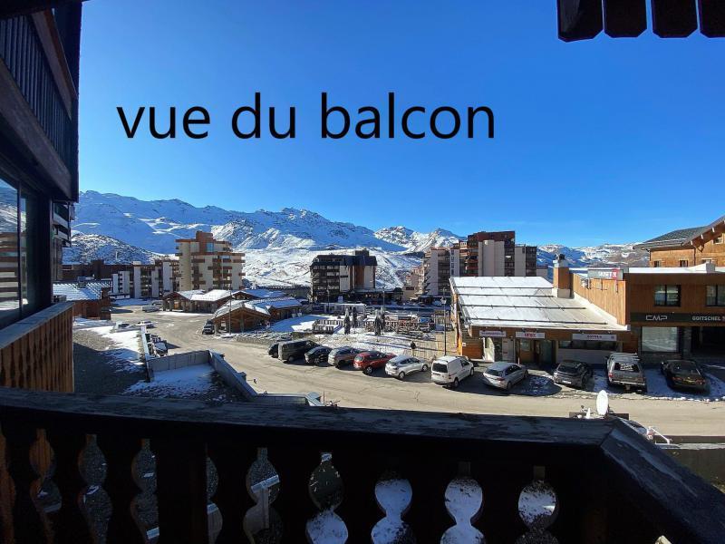 Wynajem na narty Studio 4 osoby (059) - La Résidence les Névés - Val Thorens