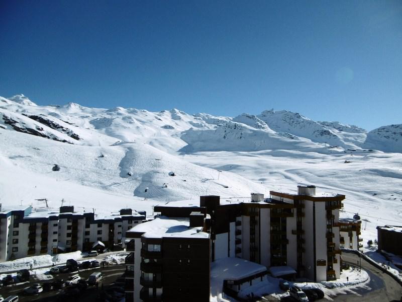 Location au ski Studio 6 personnes (J9) - La Résidence Sérac - Val Thorens
