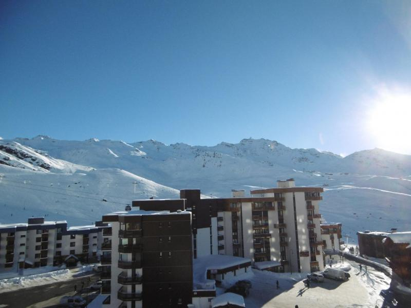 Location au ski Studio 4 personnes (I5) - La Résidence Sérac - Val Thorens