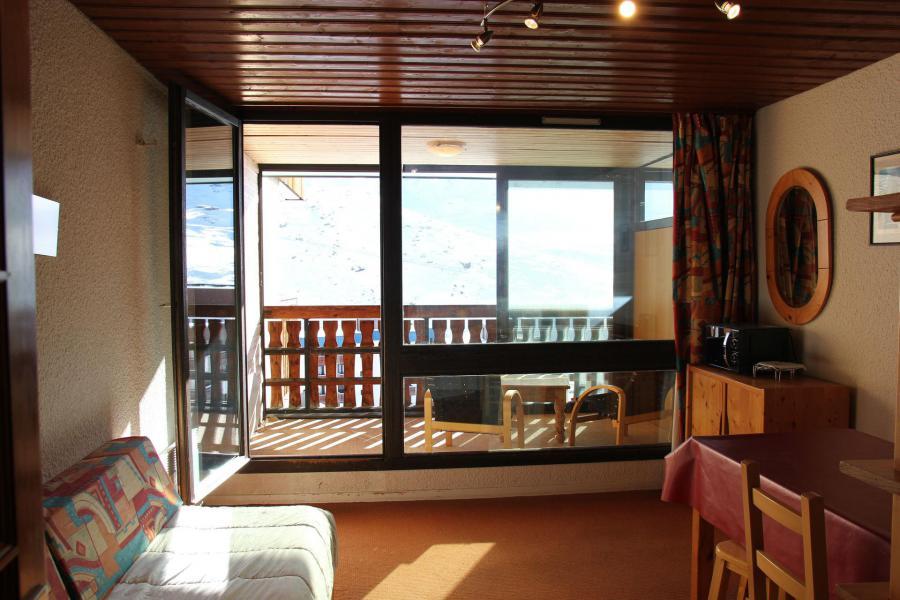 Location au ski Studio 4 personnes (S6) - La Résidence Sérac - Val Thorens
