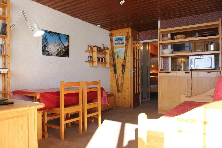 Location au ski Studio 5 personnes (V5) - La Résidence Sérac - Val Thorens