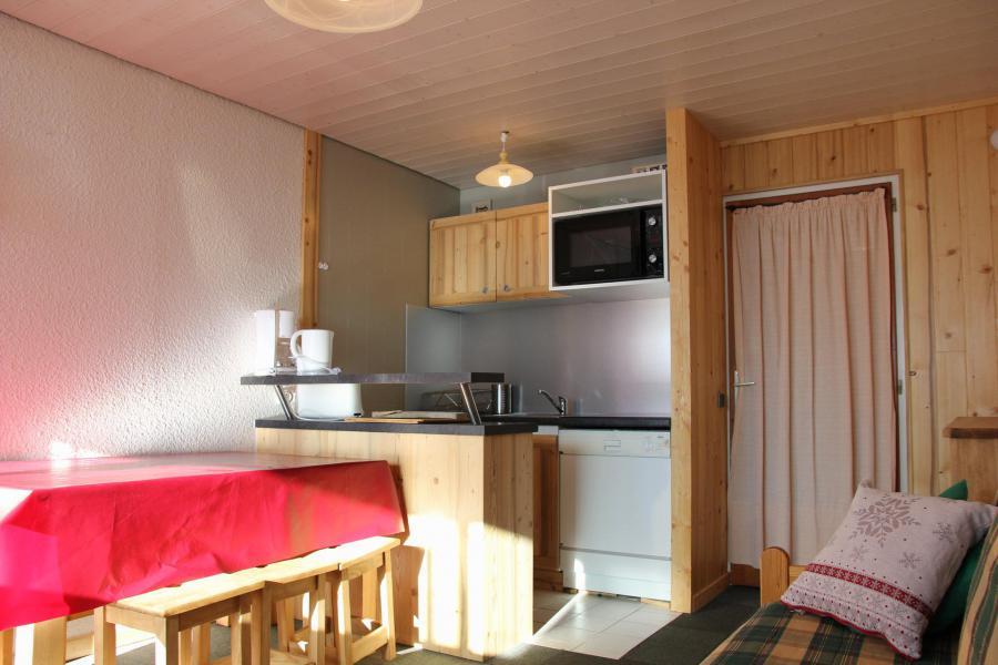 Location au ski Studio 4 personnes (I2) - La Résidence Sérac - Val Thorens