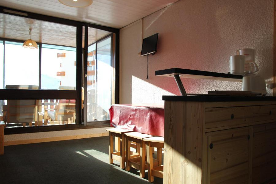 Wynajem na narty Studio 4 osoby (I2) - La Résidence Sérac - Val Thorens