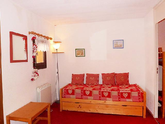Аренда на лыжном курорте Апартаменты 1 комнат 4 чел. (6) - La Roche Blanche - Val Thorens - апартаменты