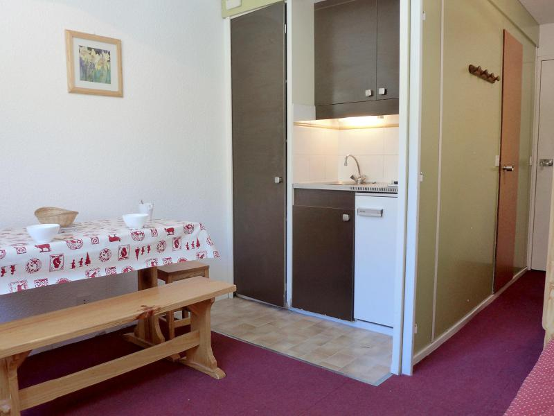 Аренда на лыжном курорте Апартаменты 1 комнат 2 чел. (10) - La Roche Blanche - Val Thorens