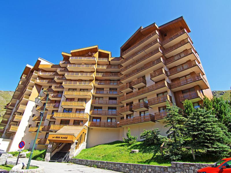 Аренда на лыжном курорте La Roche Blanche - Val Thorens