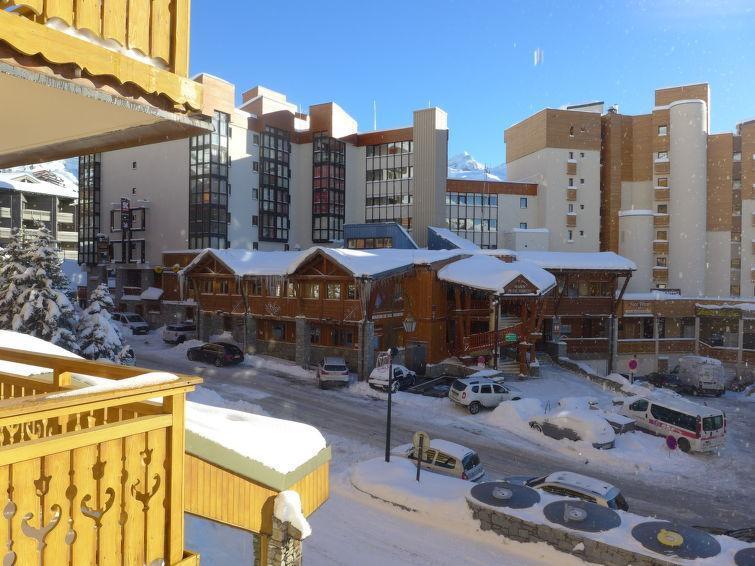 Location au ski Appartement 1 pièces 4 personnes (4) - La Roche Blanche - Val Thorens - Appartement