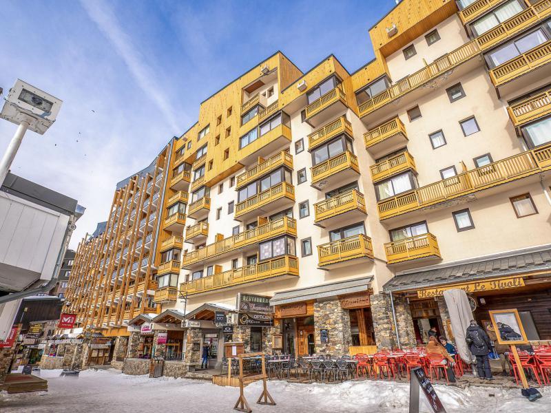 Location au ski La Vanoise - Val Thorens - Extérieur hiver