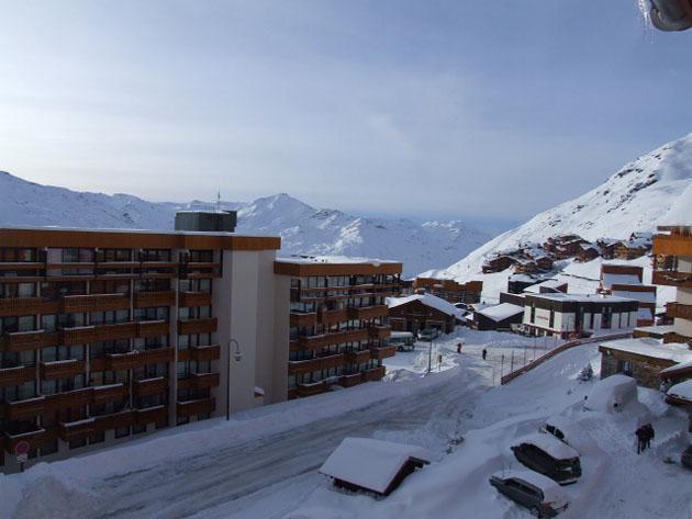 Location au ski Appartement duplex 5 pièces cabine 8 personnes (12) - Le Chalet Peclet - Val Thorens