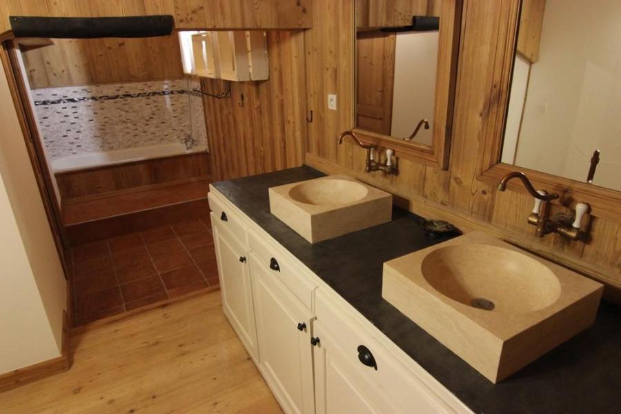 Location au ski Appartement duplex 5 pièces cabine 8 personnes (12) - Le Chalet Peclet - Val Thorens - Appartement