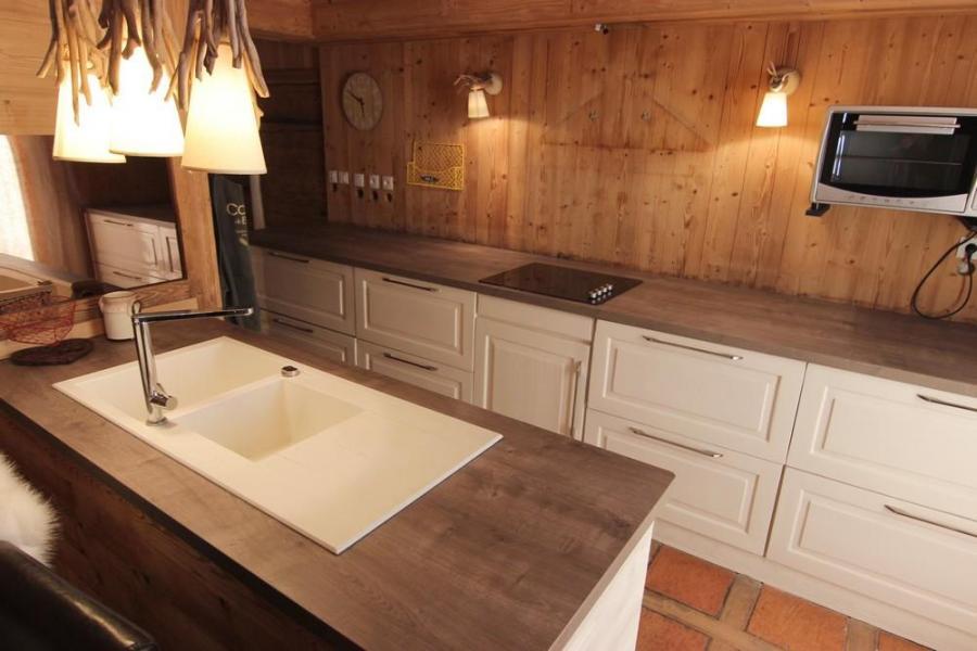 Skiverleih Duplex Wohnung 5 Zimmer Kabine 8 Personnen (12) - Le Chalet Peclet - Val Thorens - Appartement