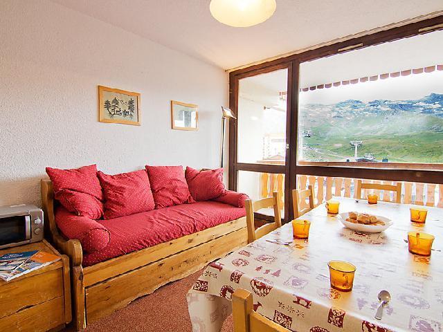 Location au ski Appartement 2 pièces 6 personnes (3) - Le Lac du Lou - Val Thorens - Appartement