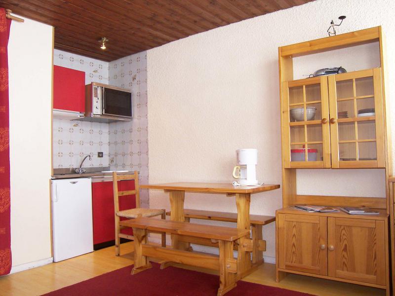 Location au ski Appartement 1 pièces 2 personnes (3) - Le Sérac - Val Thorens