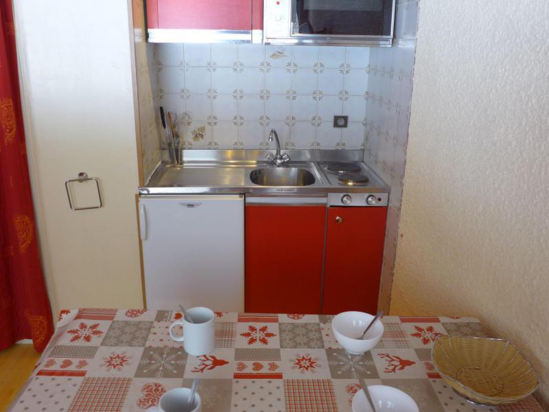 Location au ski Appartement 1 pièces 2 personnes (3) - Le Sérac - Val Thorens - Appartement