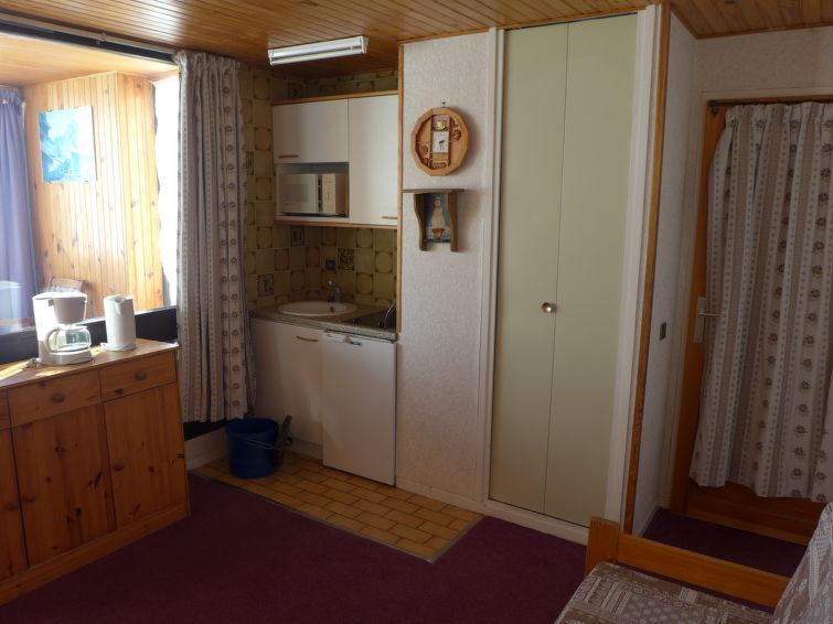 Location au ski Appartement 1 pièces 2 personnes (5) - Le Sérac - Val Thorens - Appartement