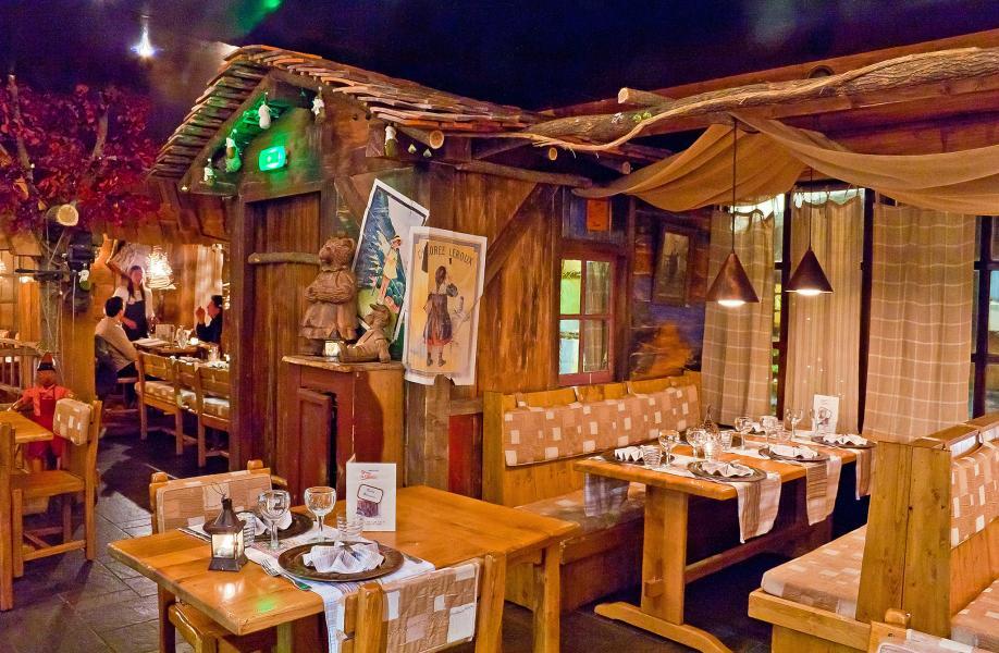 Alquiler al esquí Les Balcons de Val Thorens - Val Thorens - Interior