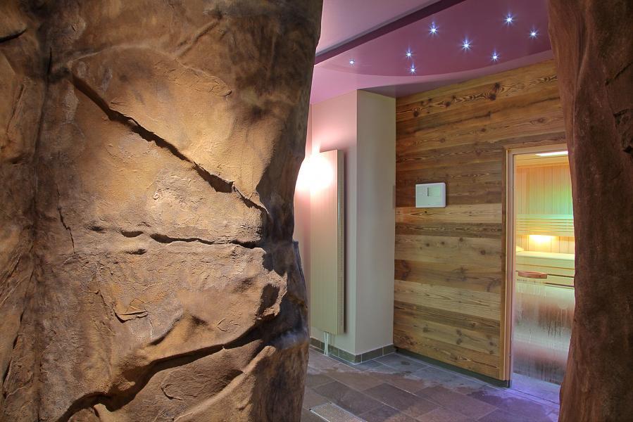 Alquiler al esquí Les Balcons de Val Thorens - Val Thorens - Sauna