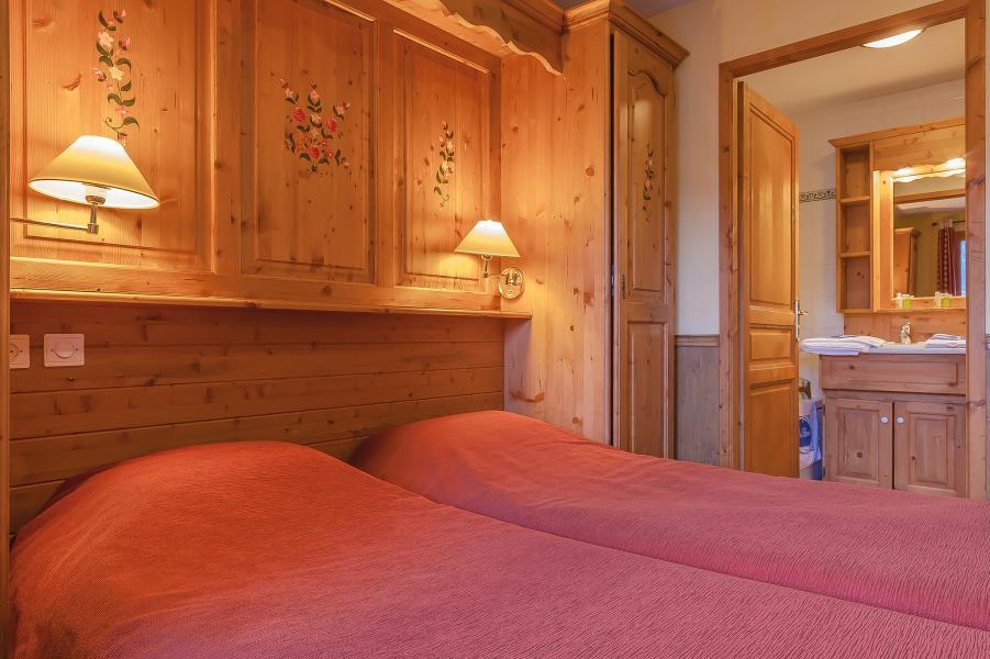 Skiverleih Les Balcons de Val Thorens - Val Thorens - Schlafzimmer