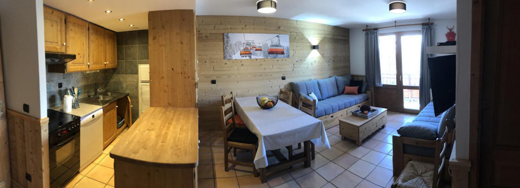 Skiverleih 3-Zimmer-Appartment für 6 Personen (632) - Les Chalets des Balcons - Val Thorens